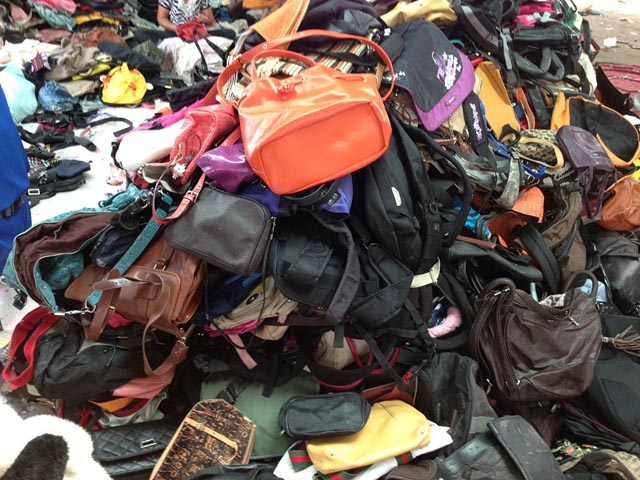 Grade A Used Handbags, Wallets, Belts Purses Second Hand